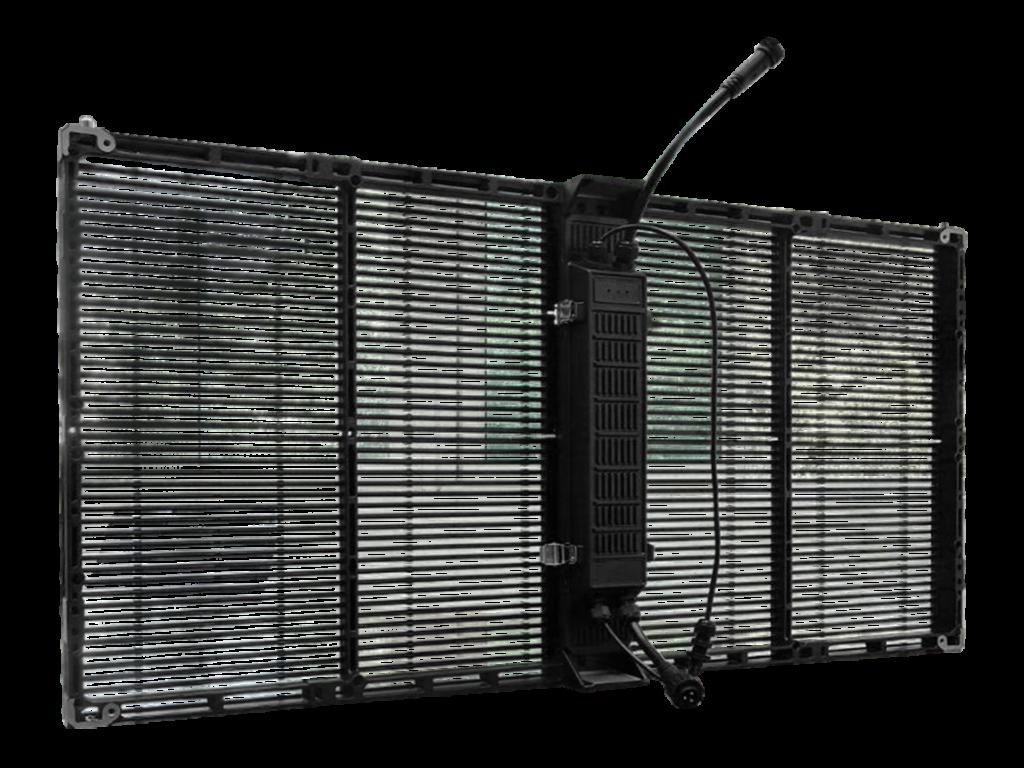 Прозрачный экран FRONT LED Outdoor