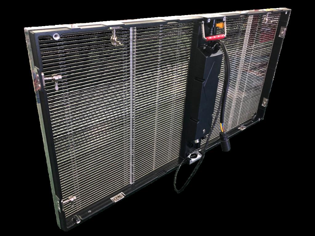 Прозрачный экран FRONT LED
